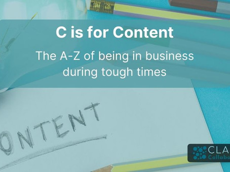 C is for Content