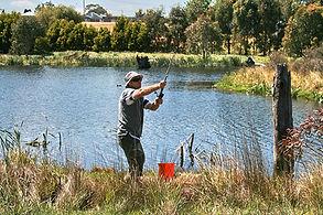 heyfield wetslands fishing