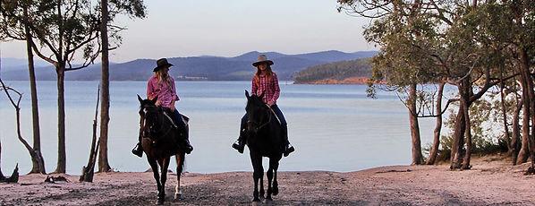 Glenmaggie---Horseriding-Lake-Glenmaggie