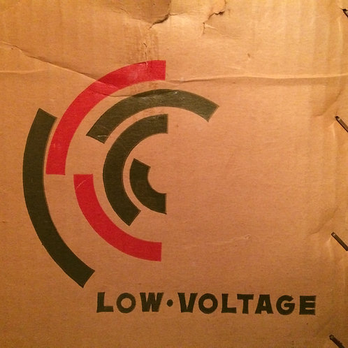 Release Your Track, EP or Album here on Low Voltage Records