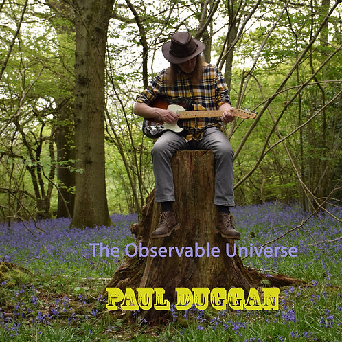 """The Observable Universe"" by Paul Duggan - DDP CD Image (burn your own CD))"