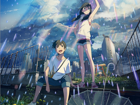 WEATHERING WITH YOU: FILM REVIEW