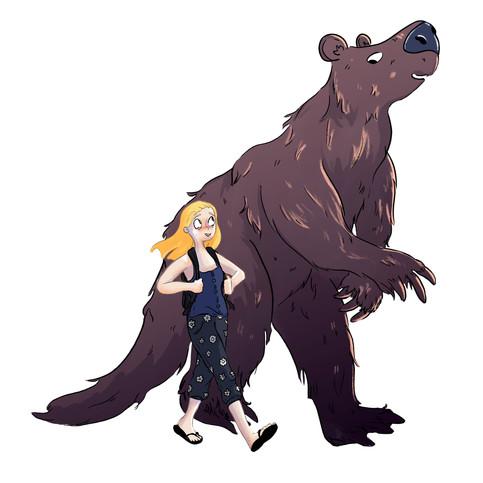 Emma & Sloth
