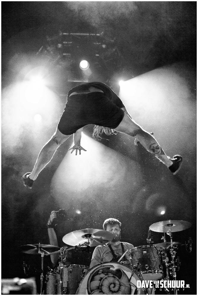 John Coffee jump