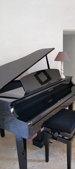 Le piano pour des sessions musique !