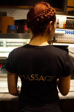 Massage événementiel