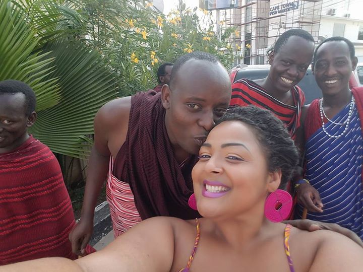 Pure #Maasai sunshine