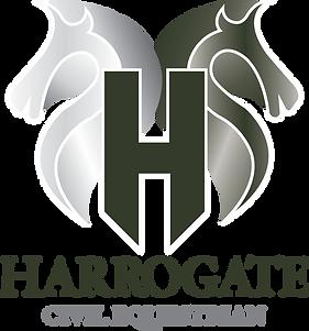 NEW1 Harrogate Equestrian Logo Full Vect