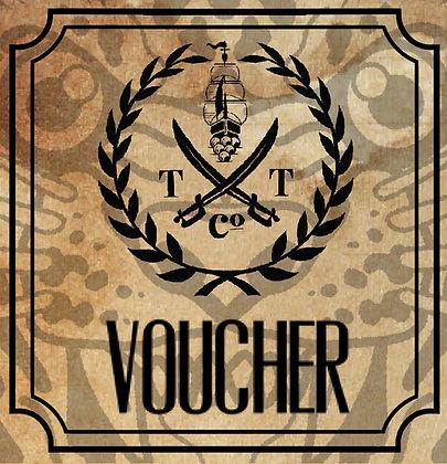 TATTOO VOUCHER 100
