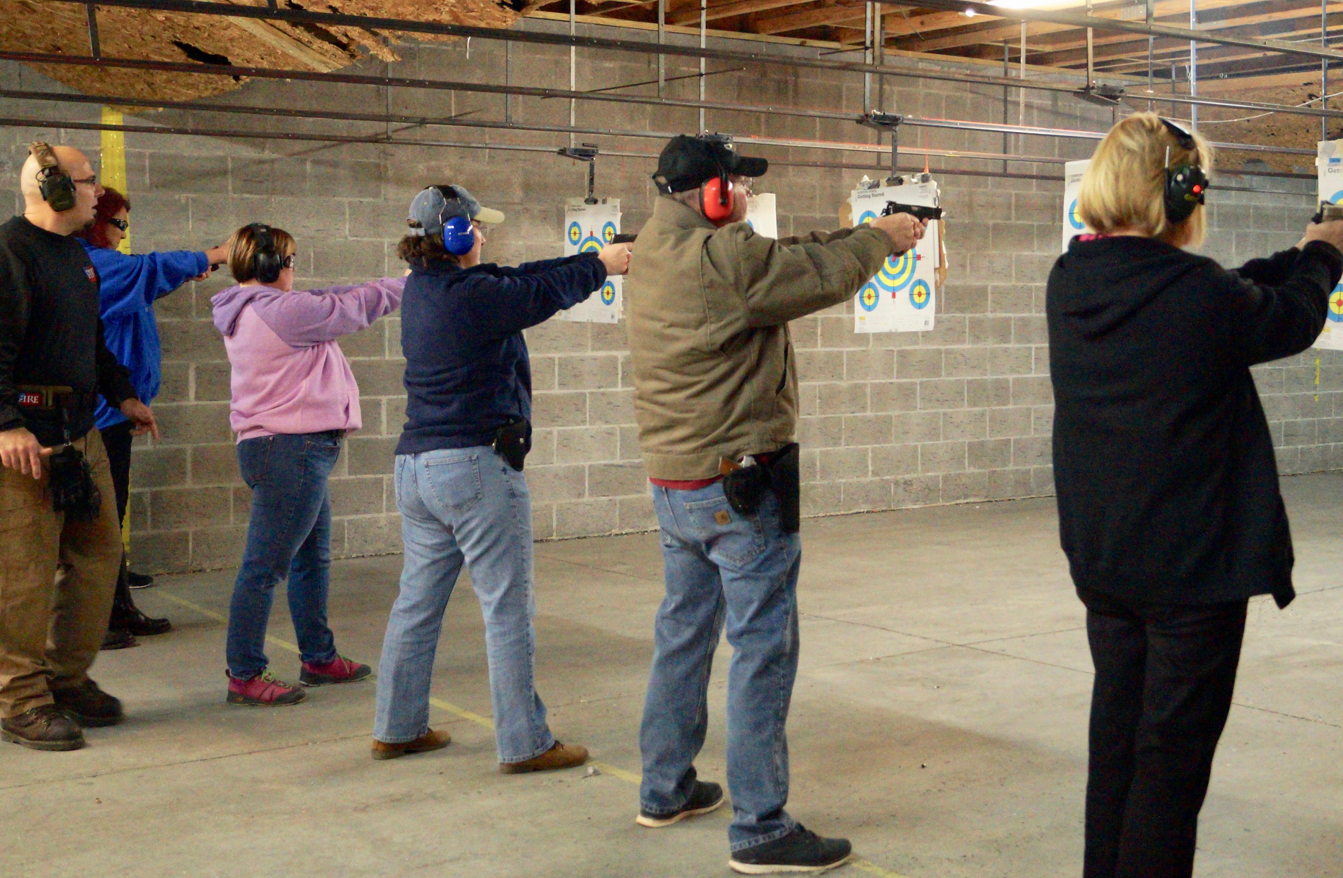 Pistol Fundamentals 10/9