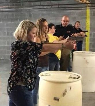 Womens Pistol Fundamentals 9/28