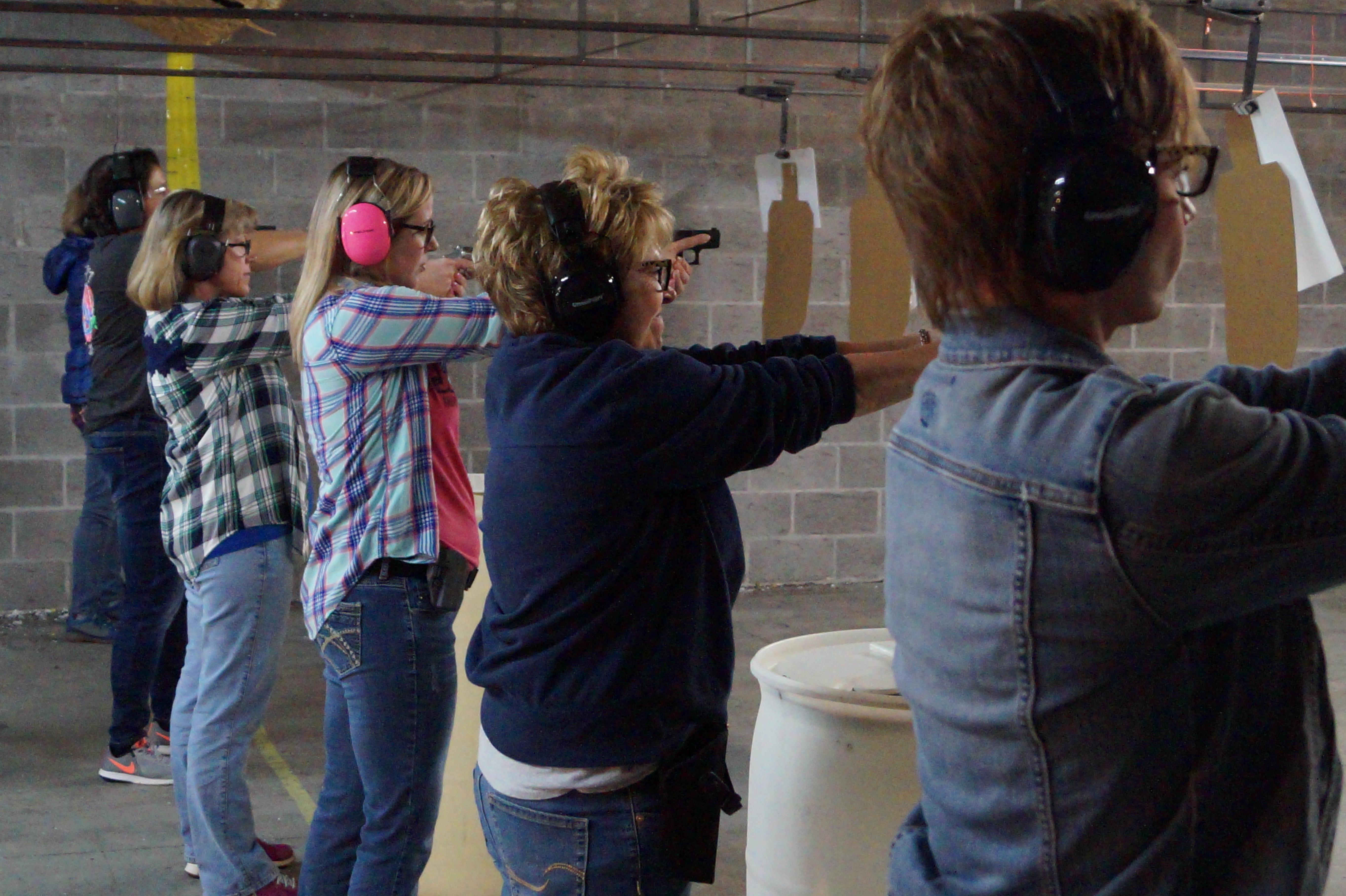Women's Defensive Pistol -TBD