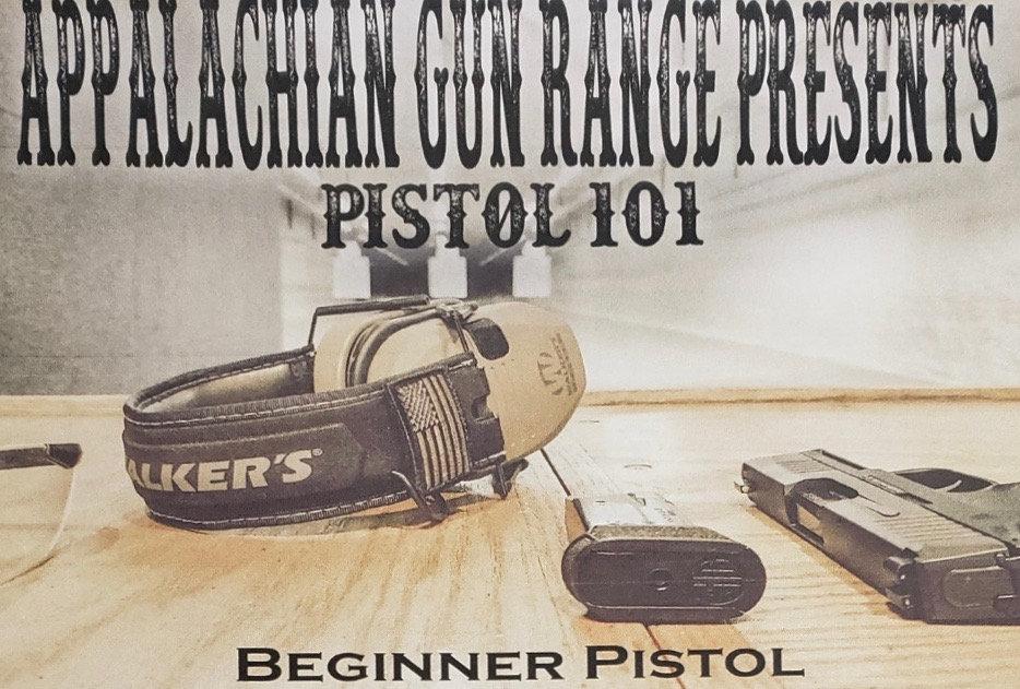 Pistol 101 -Jasper, Ga 9/12