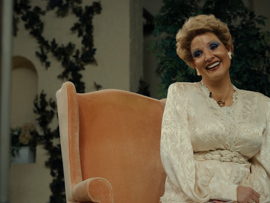 Review: 'The Eyes of Tammy Faye'