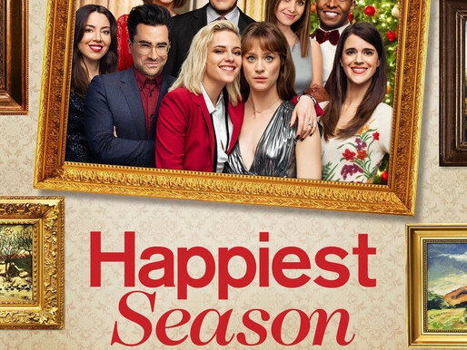 Review: 'Happiest Season'