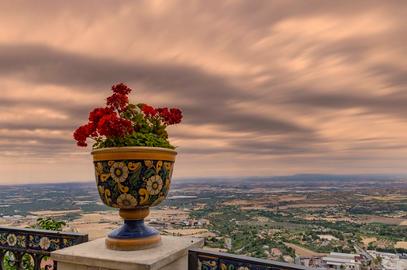 The Balcony of Sicily