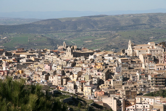 The view from la Pineta