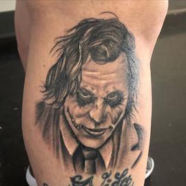 Checkout this badass Joker I got to do a