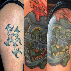 Checkout this sweet coverup I did. Custo