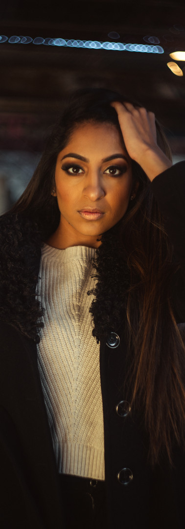 Model: Saloni Sinha
