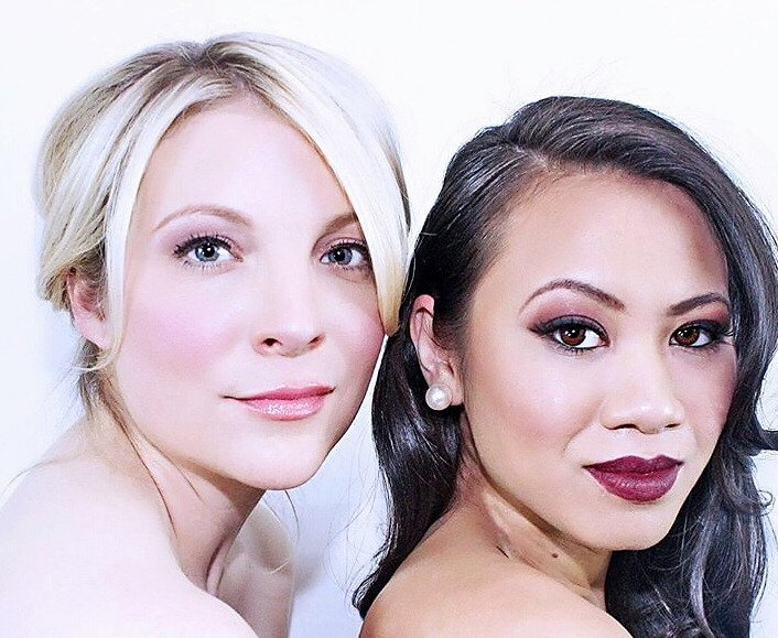 Travel Makeup Services for Two
