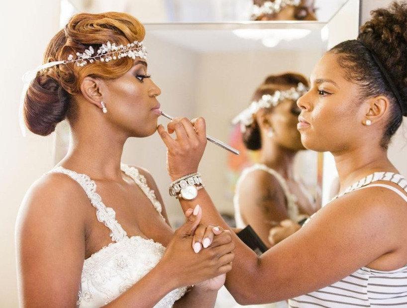 In-Studio Bridal Makeup