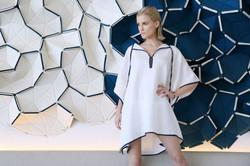 UpBeach Stella Tunic White N