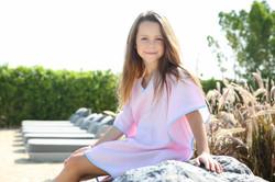 UpBeach Chloe Tunic Pink