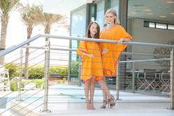 UpBeach Tunic Orange