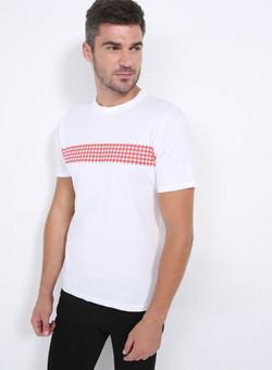 Editions Dubai Ghutra Red T Shirt
