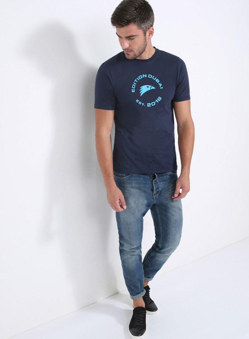 Editions Dubai Falcon T-Shirt