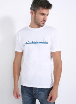 Editions Dubai Skyline T Shirt