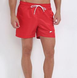Editions Dubai Swim Short Red