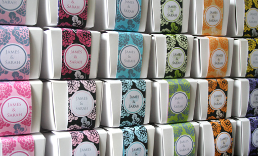 wedding graphics favor boxes