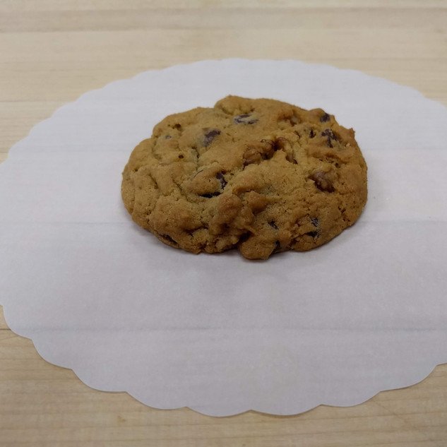 Chocolate Chip w/nuts