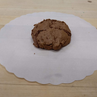 Gluten-free Chocolate Truffle Cookie