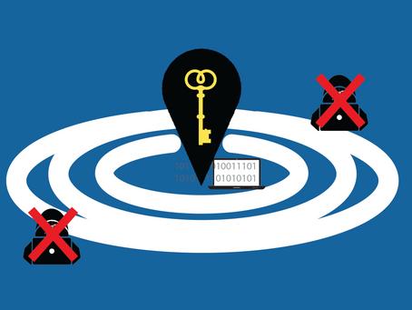"An offline Geo-Encryption System ""Padma"": A CRF Application"