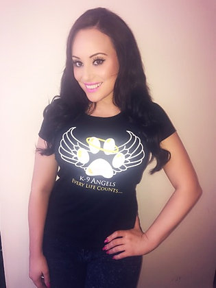 K-9 Angels Women's T-Shirt