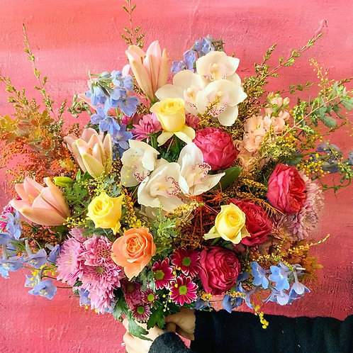 Happy & Bright Bouquet FROM $85