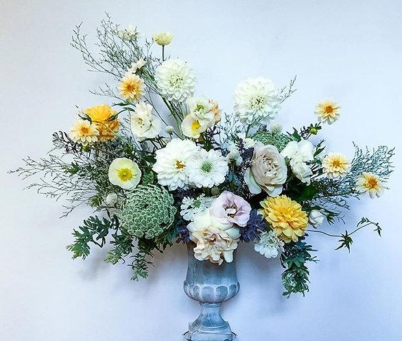 Romantic English Garden FROM $150