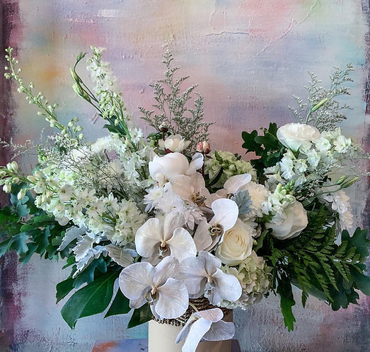 White & Green Bouquet FROM $85