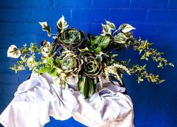 Beautiful arrangements ..
