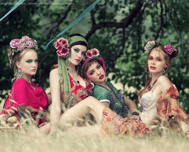 Photography Geoff Jones #hairaccessories #floral #local florist #rydgescapitalhill #canberra makeup