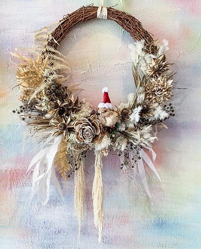 65cm Luxe Christmas Wreath