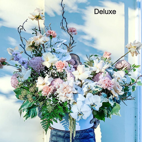 Spoil Her Designer Floral Hat Box FROM $250