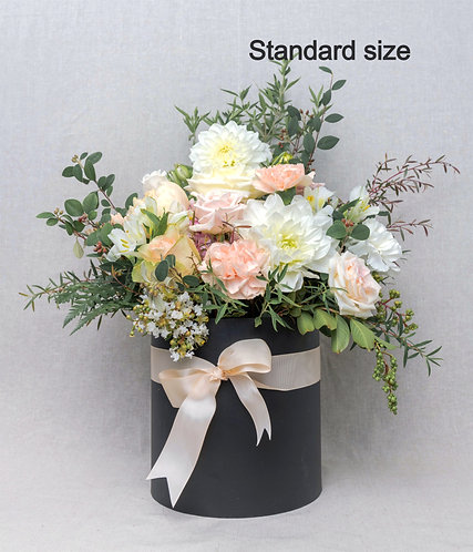 Pastel Hat Box From $85