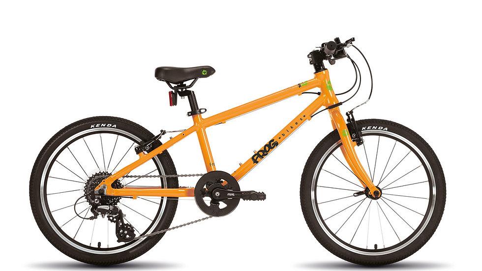 2021 Frog 55 Child's Bike