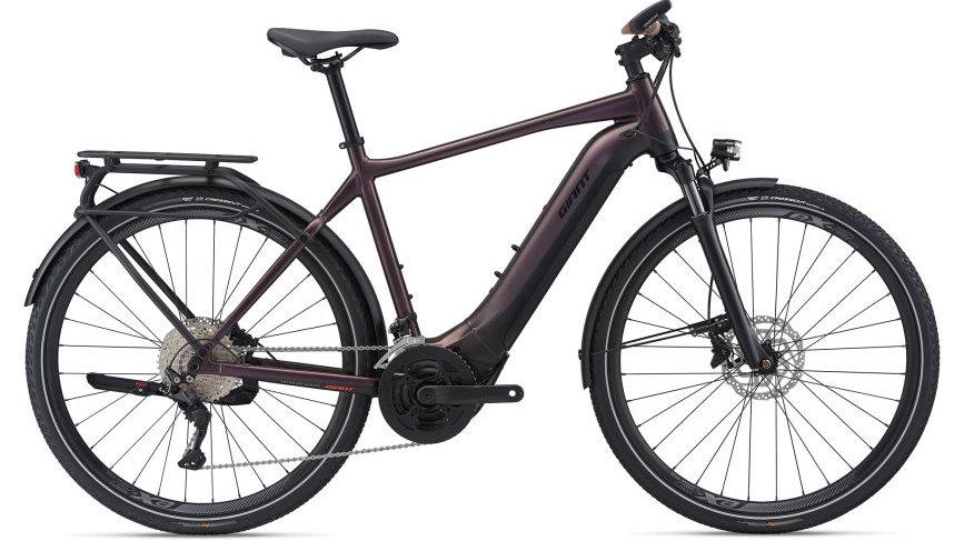 2021 Giant Explore E+ 1 Pro Electric Bike
