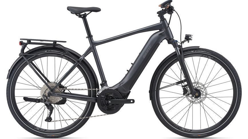 2021 Giant Explore E+1 Electric Bike