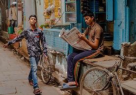 Morning walk - Varanasi.jpg